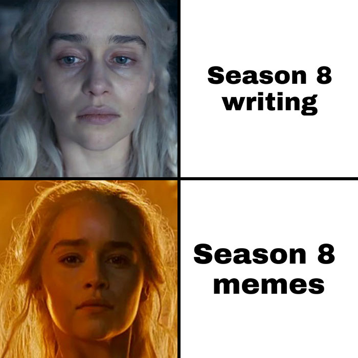 Fans Say Got Season 8 Sucks And Here Are 83 Hilarious Memes About It