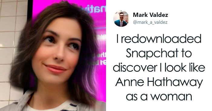 30 People Who Tried The Newest Genderswap Snapchat Filter And Were Surprised By The Results
