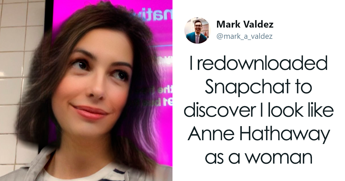 Snapchat Rolls Out Genderswap Filter And Things Get Out Of Hand