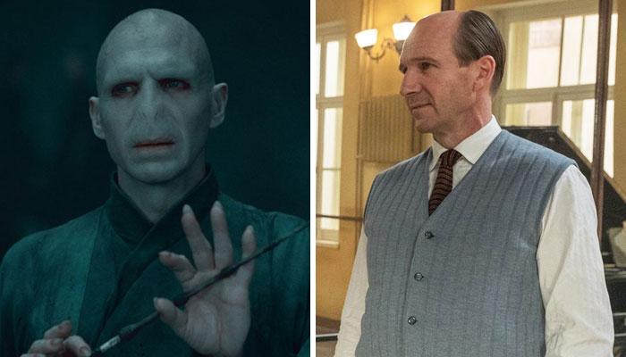 Ralph Fiennes (Lord Voldemort)