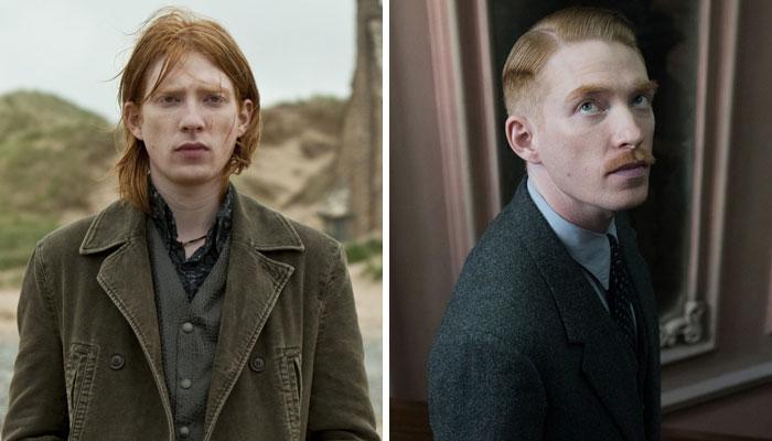 Domhnall Gleeson (Bill Weasley)