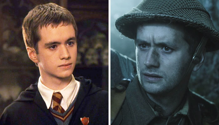 Sean Biggerstaff (Oliver Wood)
