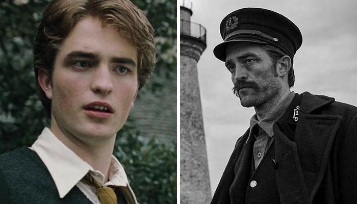 Robert Pattinson (Cedric Diggory)