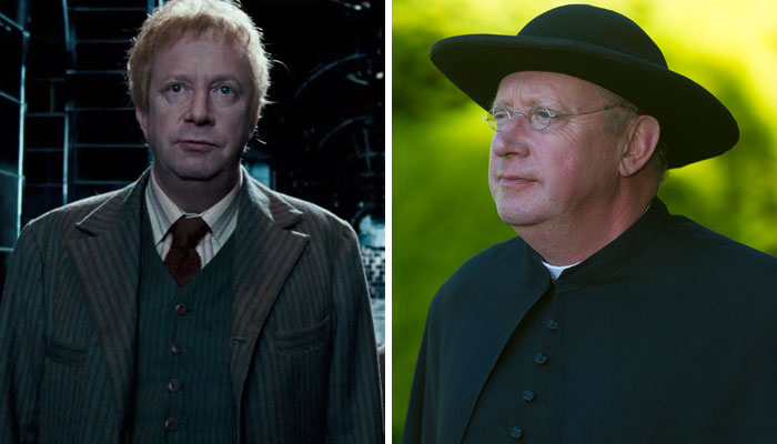 Mark Williams (Arthur Weasley)