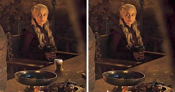 Hbo Fixes That Coffee Cup Mistake Fans React With Even More Memes