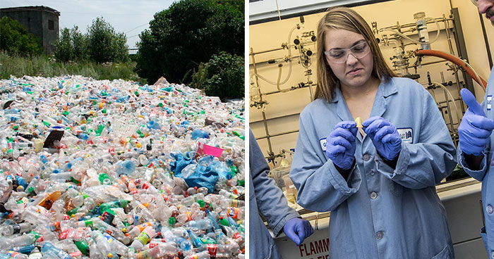 Scientists Created A New Type Of Plastic That Stops The Non-Recyclable Plastic Problem