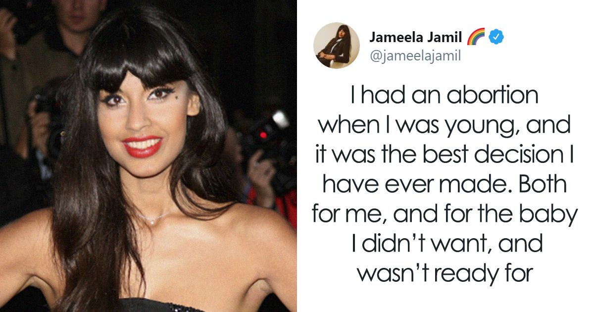 Actress Jameela Jamil Slams Abortion Law And Shares Her Own Abortion Story And The Response Is Divided