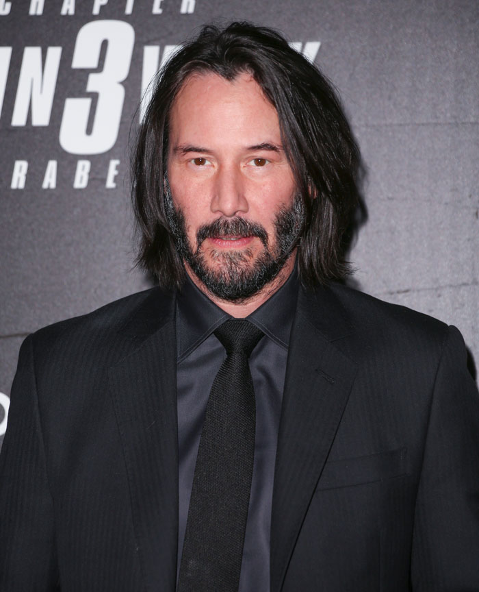 Keanu Reeves Admits He's A Lonely Guy (Update: Rep ...