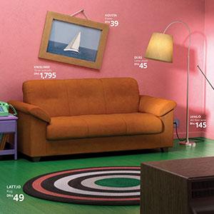 IKEA recrea con sus productos las famosas salas de estar de Los Simpsons, Friends y Stranger Things