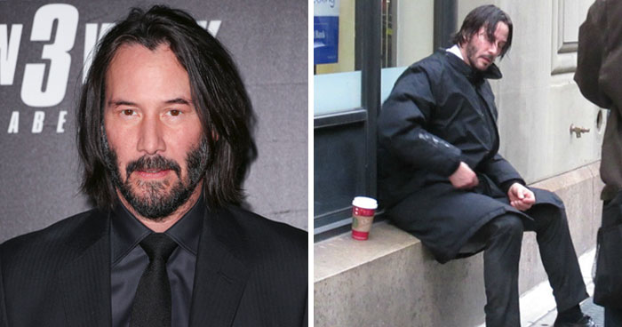 Keanu Reeves Admits He's A Lonely Guy (Update: Rep Disproves This As Fake)