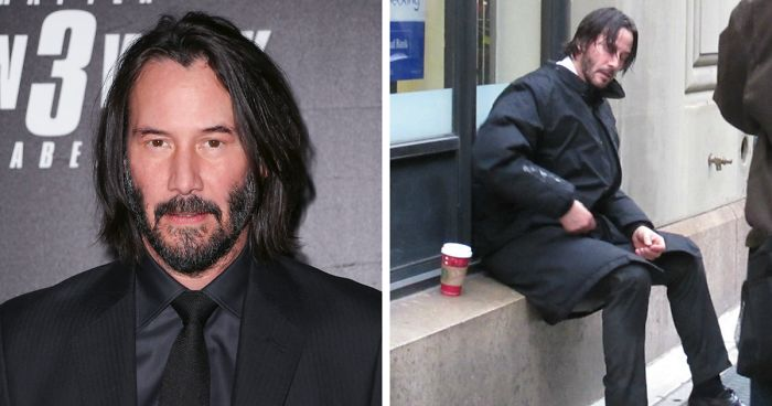 Keanu Reeves Admits He's A Lonely Guy (Update: Rep Disproves