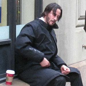 Keanu Reeves admite que es un tipo solitario y que