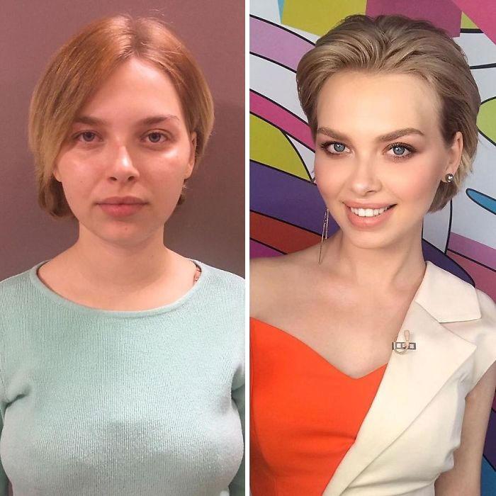 30 Transformations By Belarusian Hair Stylist