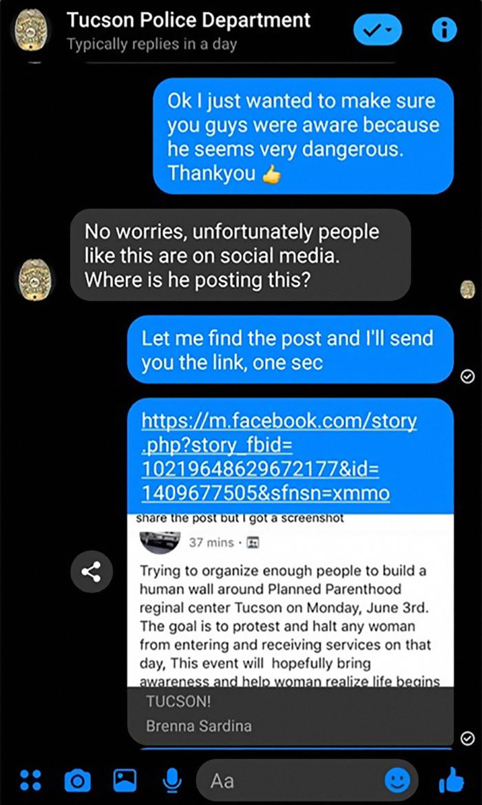 Guy Takes Pictures Of Car License Plates Outside Planned Parenthood To Later 'Educate' Women At Their Homes