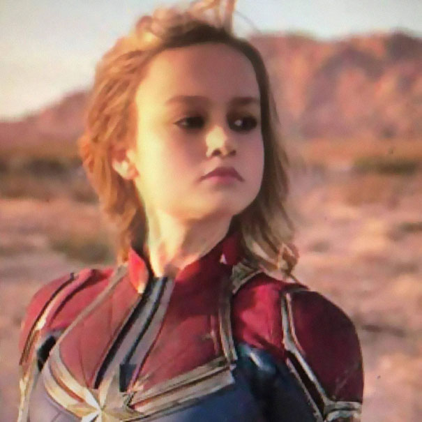 People Are Using Snapchat's Baby Filter On Marvel Characters