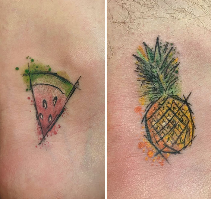 Little Fruits For A Couple