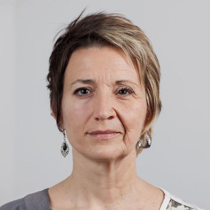 Daughter/Mother: Marilène, 35 And Réjeane, 64, 2013