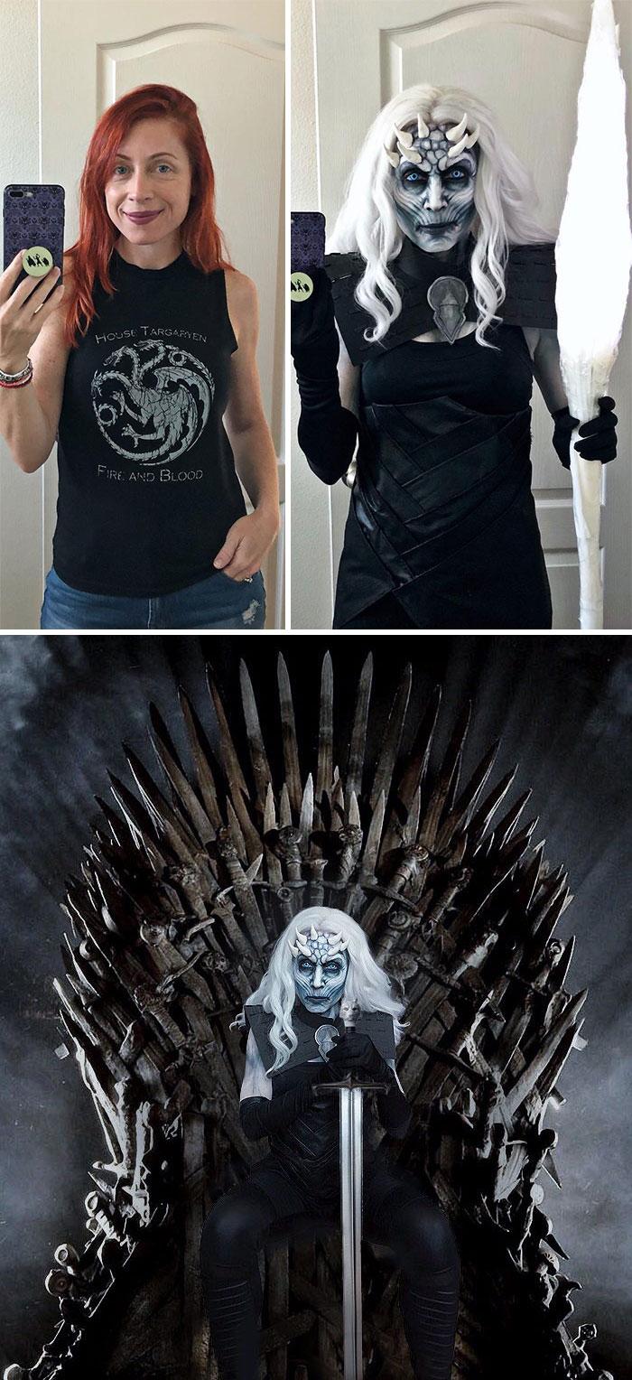Night Queen (Game Of Thrones)