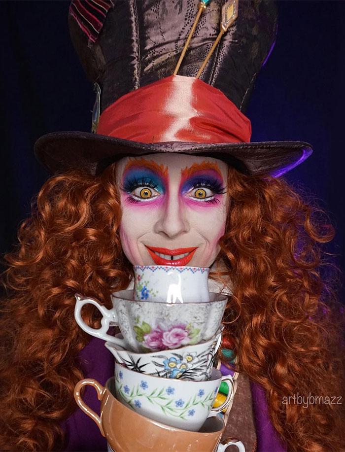 The Mad Hatter (Alice's Adventures In Wonderland)
