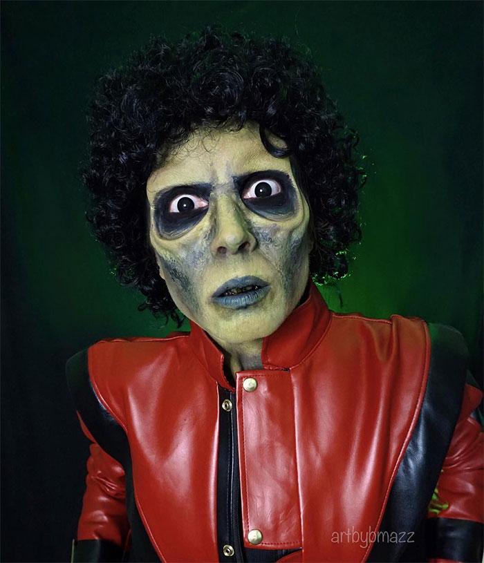 Zombie (Michael Jackson - Thriller)