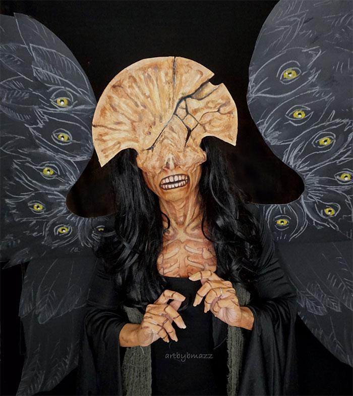 Angel Of Death (Hellboy)