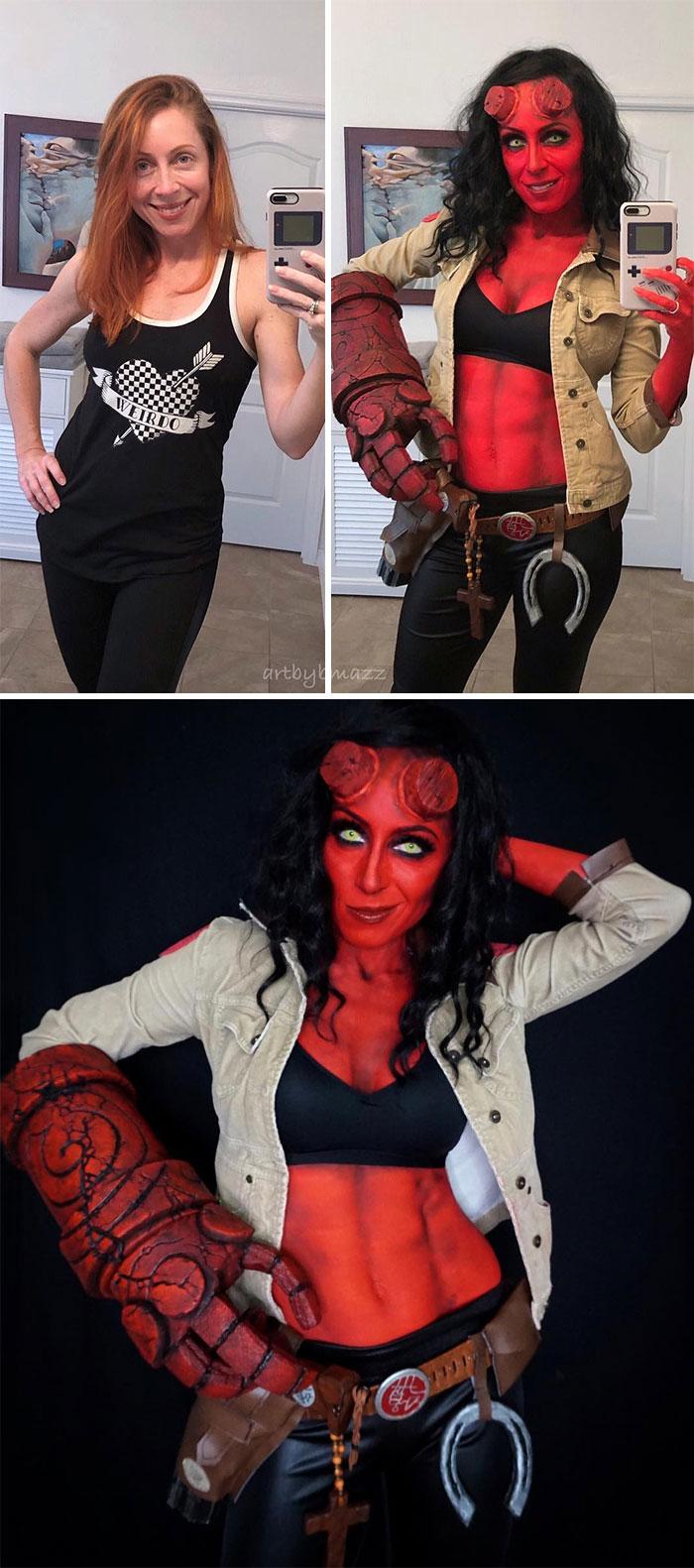 Hellgirl (Hellboy)