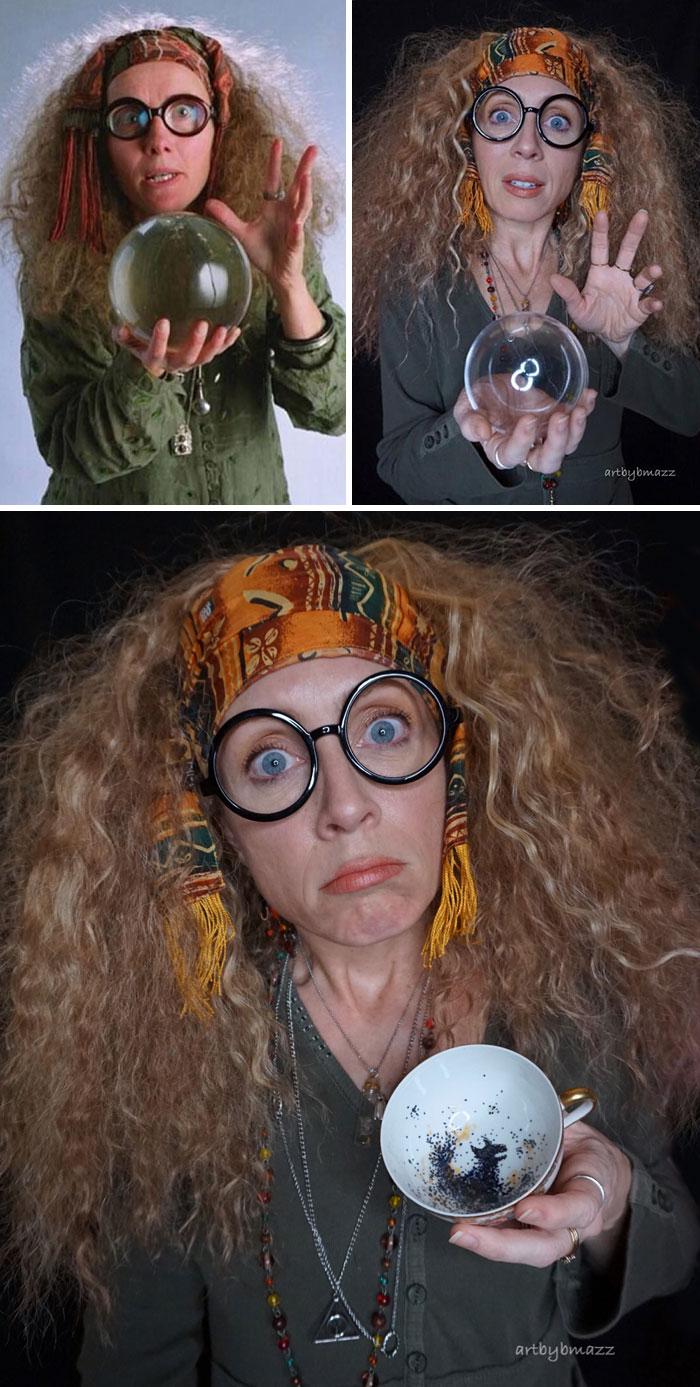 Sybill Trelawney (Harry Potter)