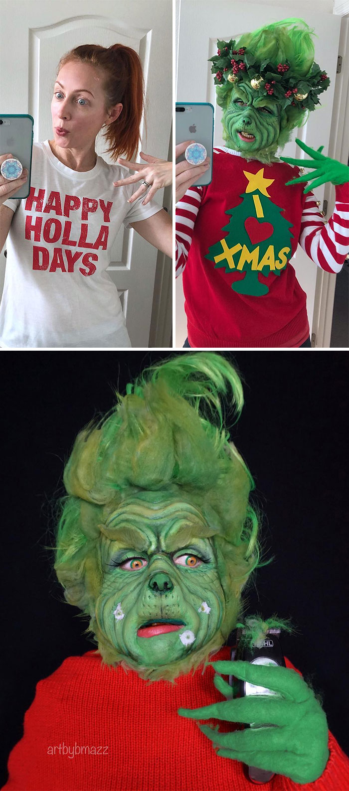 Grinch (How The Grinch Stole Christmas)