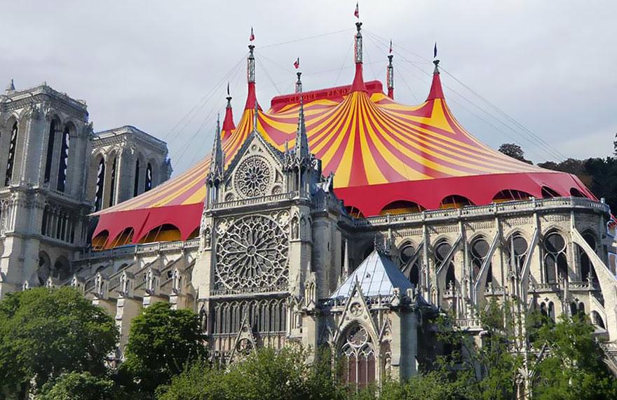 Notre Dame Circus