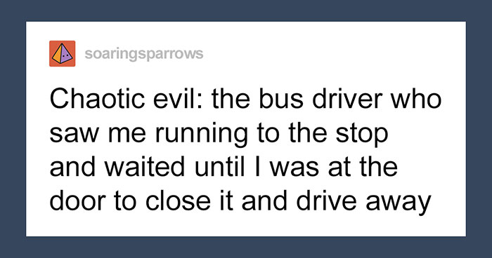 18 People Share Their Funniest Bus Stories