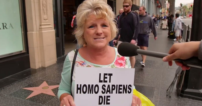 Jimmy Kimmel Asks People If Homo Sapiens Should Be Saved, And The Answers Show The Level Of Stupidity