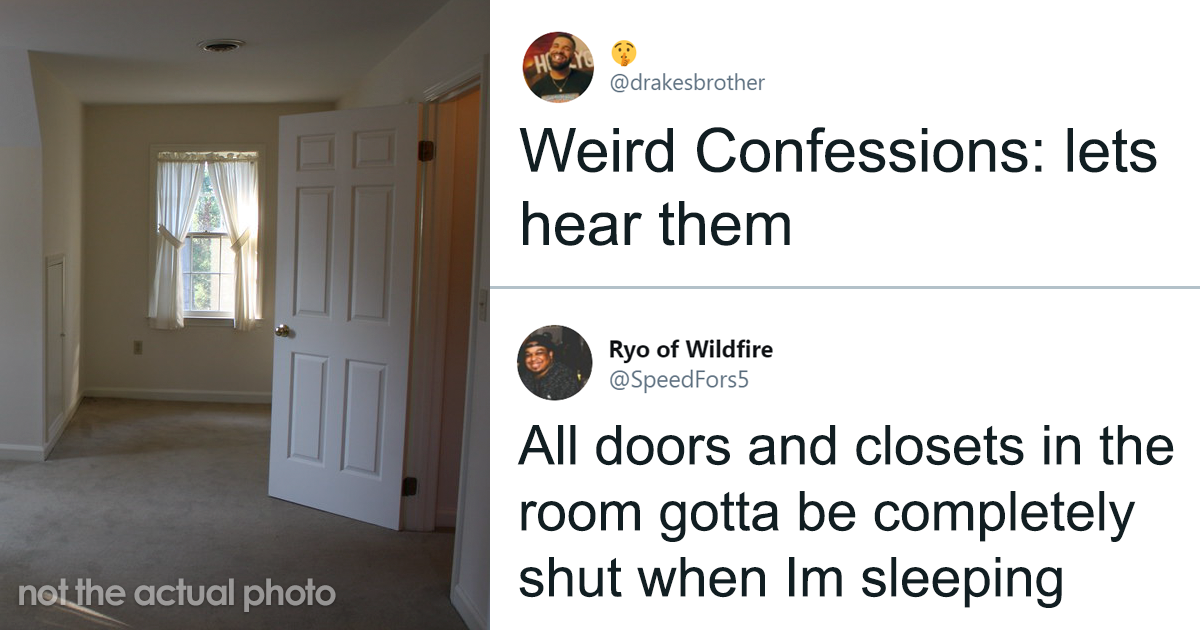 30 People Share Their Weirdest Habits And Some Are Truly Relatable