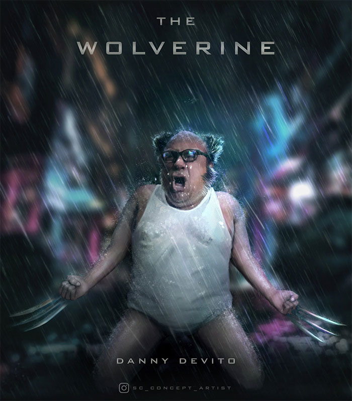 Over 10k People Have Signed A Petition To Make Danny DeVito The New Wolverine