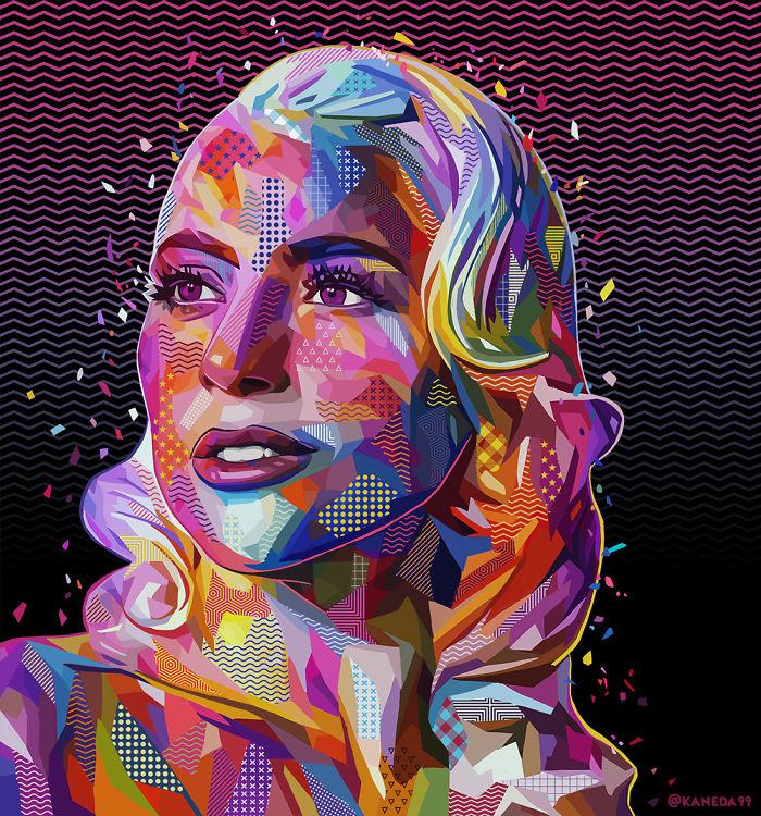 Pop Lady Gaga