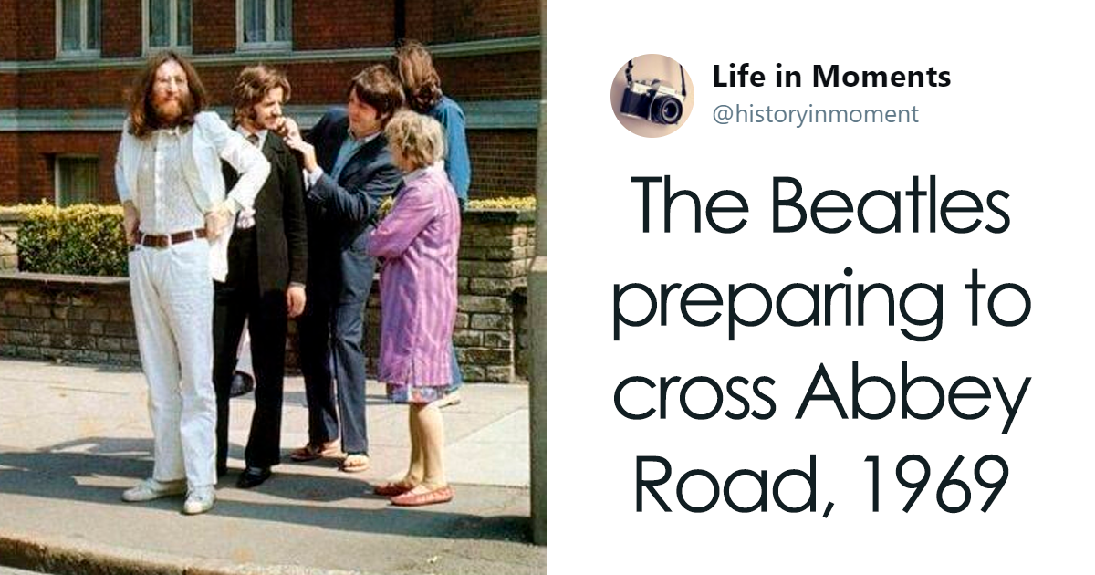 134 Of The Most Interesting Historical Photos From 'Historyinmoments' Twitter Page