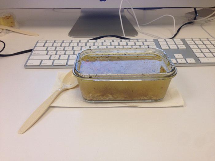 Soup Looks Weird Rectangular
