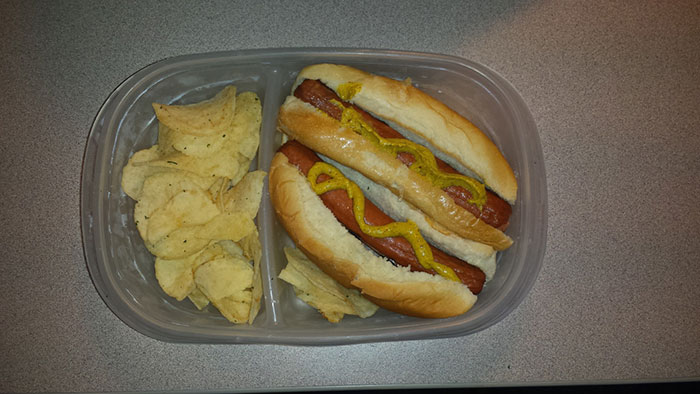 """Today Is """"Bring Your Own Summer Memorial Day BBQ Leftovers To Work Day"""""""