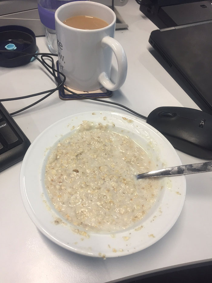 The Saddest Lunch