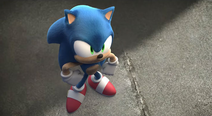 Animator Remakes Sonic To Look More Like What People Want