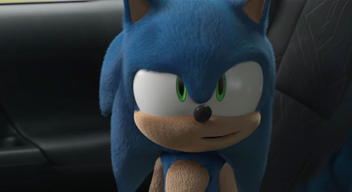 Animator Remakes Sonic To Look More Like What People Want Bored Panda