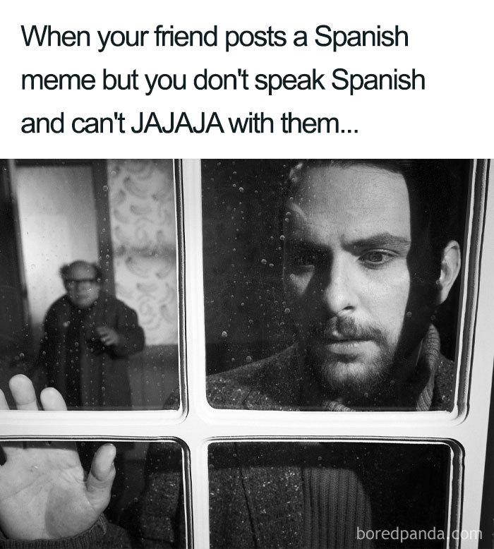 30 Funniest Memes About Spanish Language For People That Tried Learning It  | Bored Panda