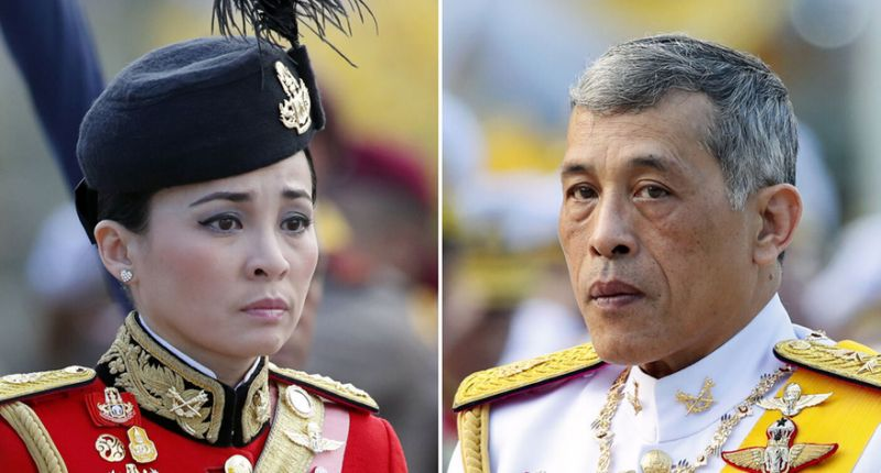 Thai King Marries His Long-Time Bodyguard In A Surprise Wedding