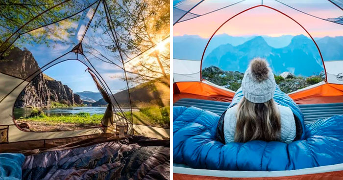 13 People Who Tried Transparent Camping And Fully Immersed Themselves Into The Beauty Of Nature