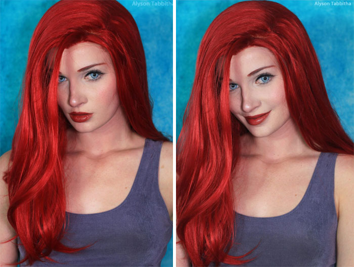 Casual Ariel (The Little Mermaid)