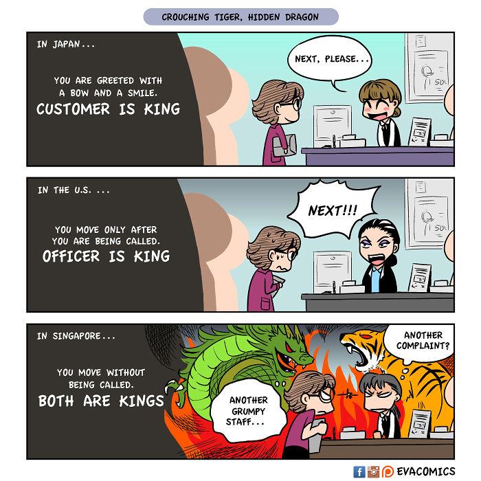 Impressive Customer Service