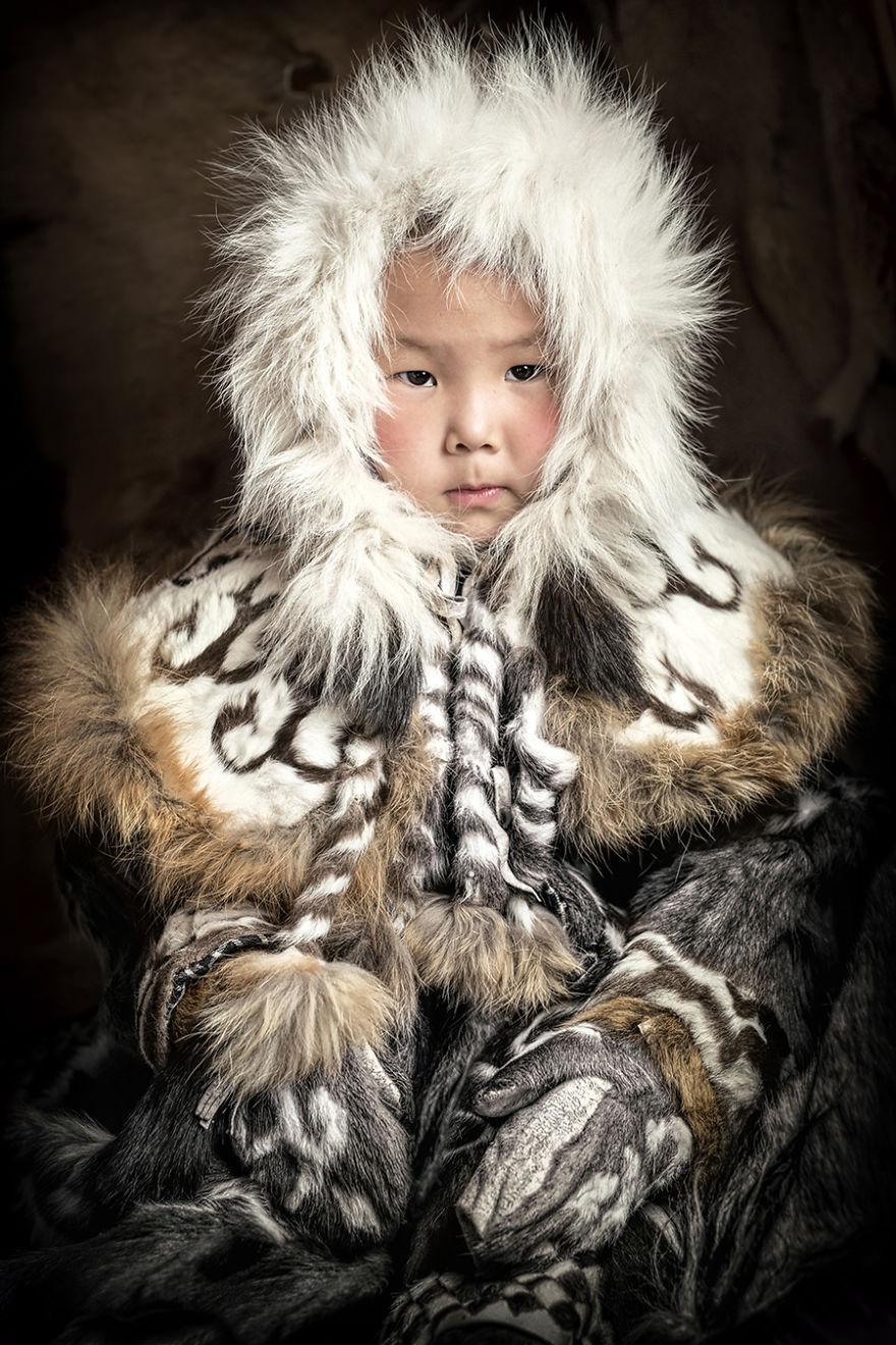 قبائل مهددة بالانقراض