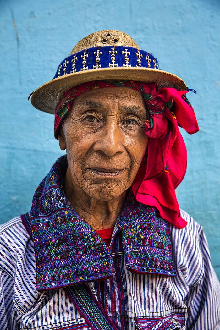 Mam Man; Todos Santos, Huehuetenango, Guatemala