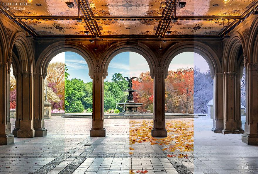 Bethesda Terrace (New York, USA)