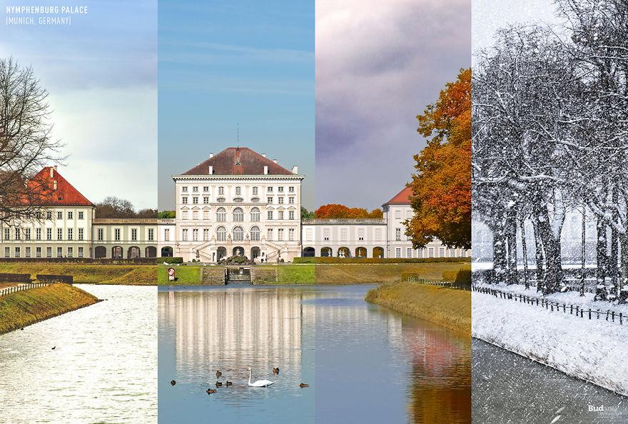 Nymphenburg Palace (Munich, Germany)