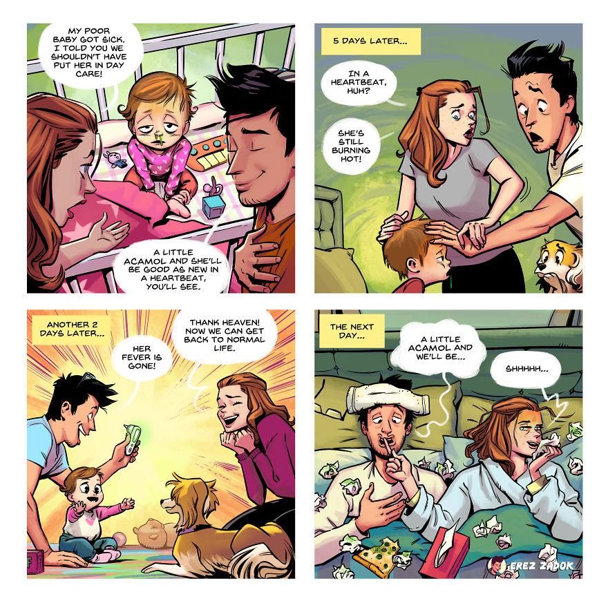 Bundle-Of-Joya-Comics-New-Illustrations-Erez-Zadok